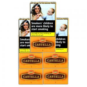Castella Panatella Cigars - 5 Packs of 5 (25)