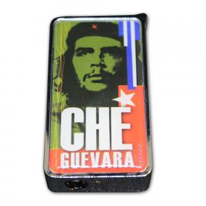 Che Guevara Camouflage Soft Flame Lighter - Green