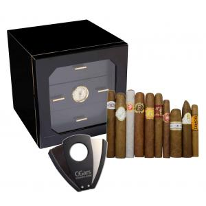 Beginners Pack - Adorini Chianti and Cigar Selection Compendium
