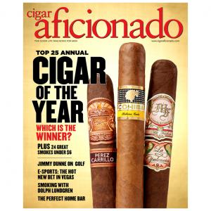 Cigar Aficionado - January/February 2019