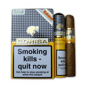 Cohiba Siglo I Tubed Cigar - Pack of 3