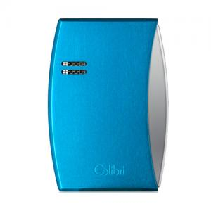 Colibri Eclipse – Single Jet Lighter - Anodized Neptune Blue