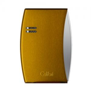 Colibri Eclipse – Single Jet Lighter - Anodized Sun Yellow