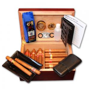 Connoisseur Compendium Humidor - The Majestic Cigar Selection