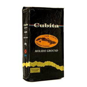 Cubita Cuban Coffee Roasted and Ground - 230 Gram