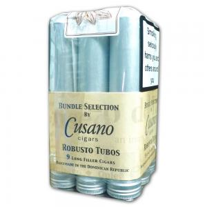 Cusano 3 x 3 Tubos Robusto Cigars - Pack of 9