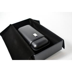 Dunhill Classic Cigar Case Robusto - Fits 2 Cigars