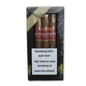 Don Antonio Connecticut Churchill Cigar - Pack of 3