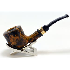 Erik Stokkebye 4th Generation Burnt Sienna 1957 Pipe (EKS06)