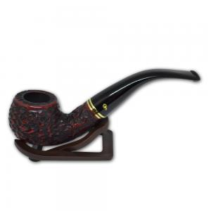 Peterson Emerald Rustic Bent Fishtail Pipe - 03 (G1210)