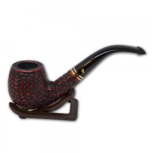 Peterson Emerald Rustic Bent Fishtail Pipe - 68 (G1207)