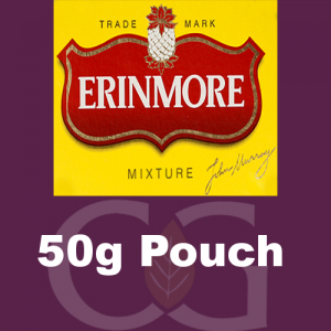 Erinmore Mixture Pipe Tobacco - 050g Pouch