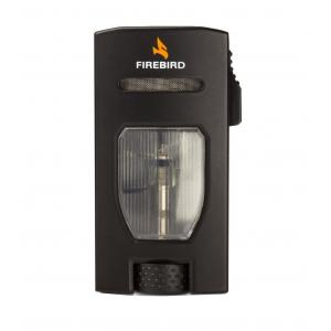 Colibri Firebird Rogue Jet Flame Lighter - Clear (FB1)