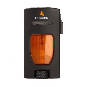 Colibri Firebird Rogue Jet Flame Lighter - Orange (FB2)
