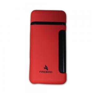 Colibri Firebird Single Flame Jet Lighter - Red