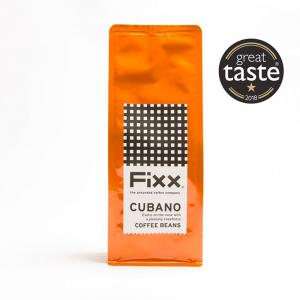 Fixx Coffee - Cubano Coffee Beans - 250g
