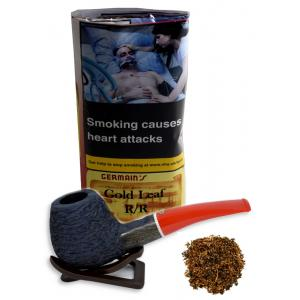 Germains Gold Leaf R/R Pipe Tobacco 50g Pouch
