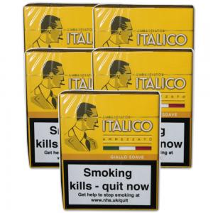 Italico Giallo Soave Cigars - 5 Packs of 5 (25)
