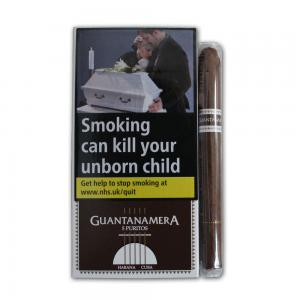 Guantanamera Puritos Cigar - Pack of 5 cigars