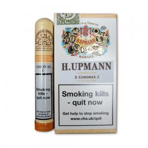 H. Upmann Coronas J Tubed Cigar - Pack of 3