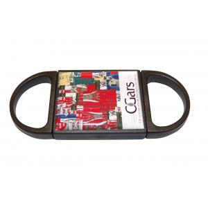 C.Gars Ltd Easy Cut Cigar Cutter - Collage Art