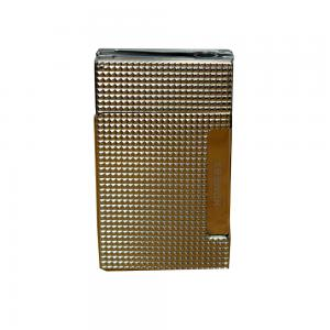 Honest G4 Dotted Silver Jet Lighter (End of Line)