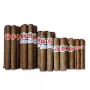 Hoyo de Monterrey Mixed Box Selection Sampler - 25 Cigars
