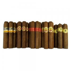 James Mixed Box Selection Sampler - 25 Cigars