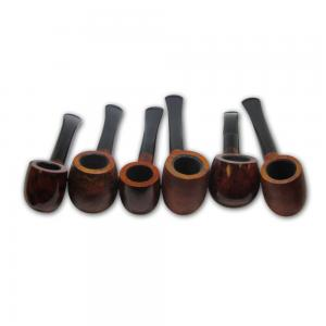Budget Smooth Light Brown Lucky Dip Pipes