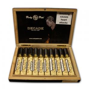 Rocky Patel - Decade 10th Anniversary - Toro Tubes Cigar - Box of 10