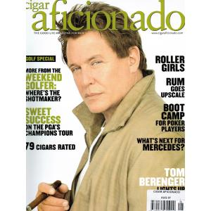 Cigar Aficionado - July/Aug 2007