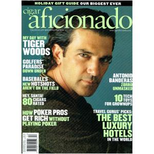 Cigar Aficionado - Nov/Dec 2005