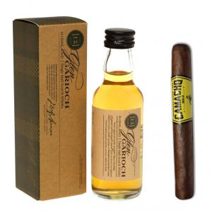 Intro to Pairing - Camacho Criollo Machitos Glen Garioch 12 Year Old Whisky