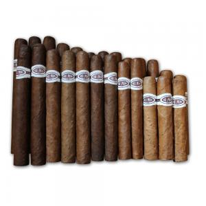 Jose L Piedra Mixed Box Selection Sampler - 25 Cigars