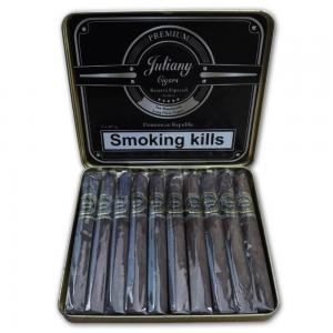 Juliany Petite Maduro - Tin of 10 cigars