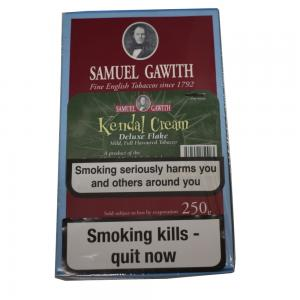 Samuel Gawith Kendal Cream Flake Pipe Tobacco 250g Box
