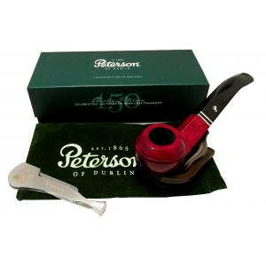 Peterson Killarney Red Pipe - 080s