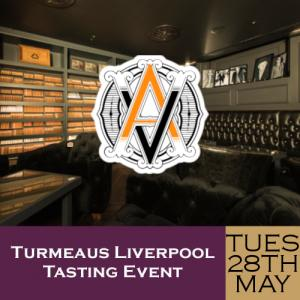 Turmeaus Liverpool Whisky & Cigar Tasting Event - 28/05/19