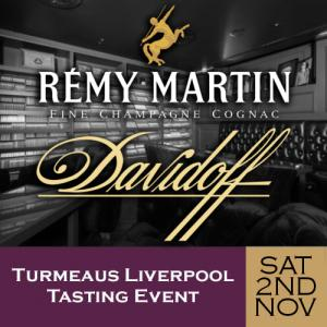 Turmeaus Liverpool Cigar and Whisky Tasting Event 02/11/19 Special Guest Sam Reuter, Global Brand Ambassador - Davidoff