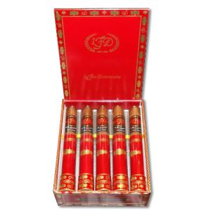 La Flor Dominicana - Double Ligero Crystal Robusto Tubes Cigar - Box of 10