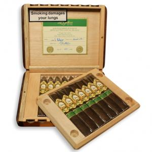 La Galera 80th Anniversary Selection Box - 14 Cigars