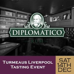 Turmeaus Liverpool Cigar and Whisky Tasting Event 14/12/19
