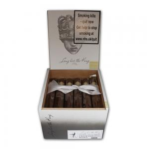 Caldwell Long Live the King Belicoso Cigar - Box of 24