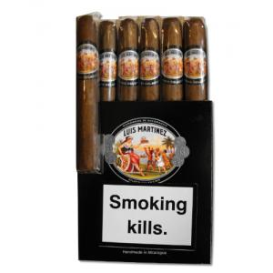 Luis Martinez Tres Petit Corona Cigar - Pack of 6