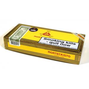 Empty - Montecristo Media Corona Cigar Box