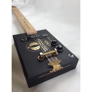 Handcrafted Mitchell Orchant Cigar Box Guitar