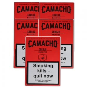 Camacho Corojo Machitos Cigar - 5 Packs of 6 (30)