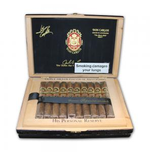 Arturo Fuente Don Carlos Personal Reserve The Mans 80th Cigar - Box of 20