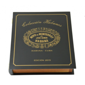 Hoyo De Monterrey Maravillas Collection Book Humidor - 20 Cigar Capacity