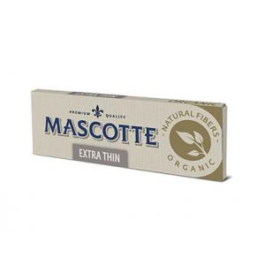 Mascotte Extra Thin Organic Rolling Papers 1 pack